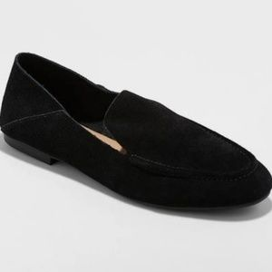 NEW Loafers Convertible Mules Sz 11 Black Leather